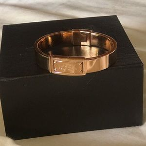 Michael Kors Rose gold cuff